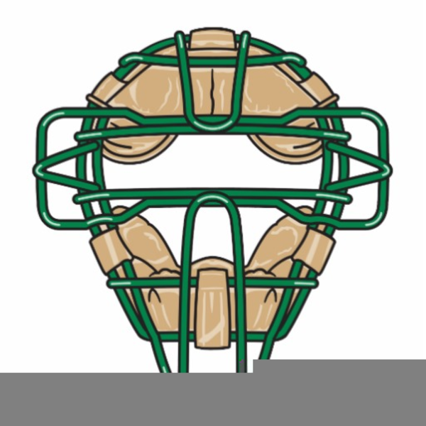 600x600 Free Baseball Catcher Clipart Free Images