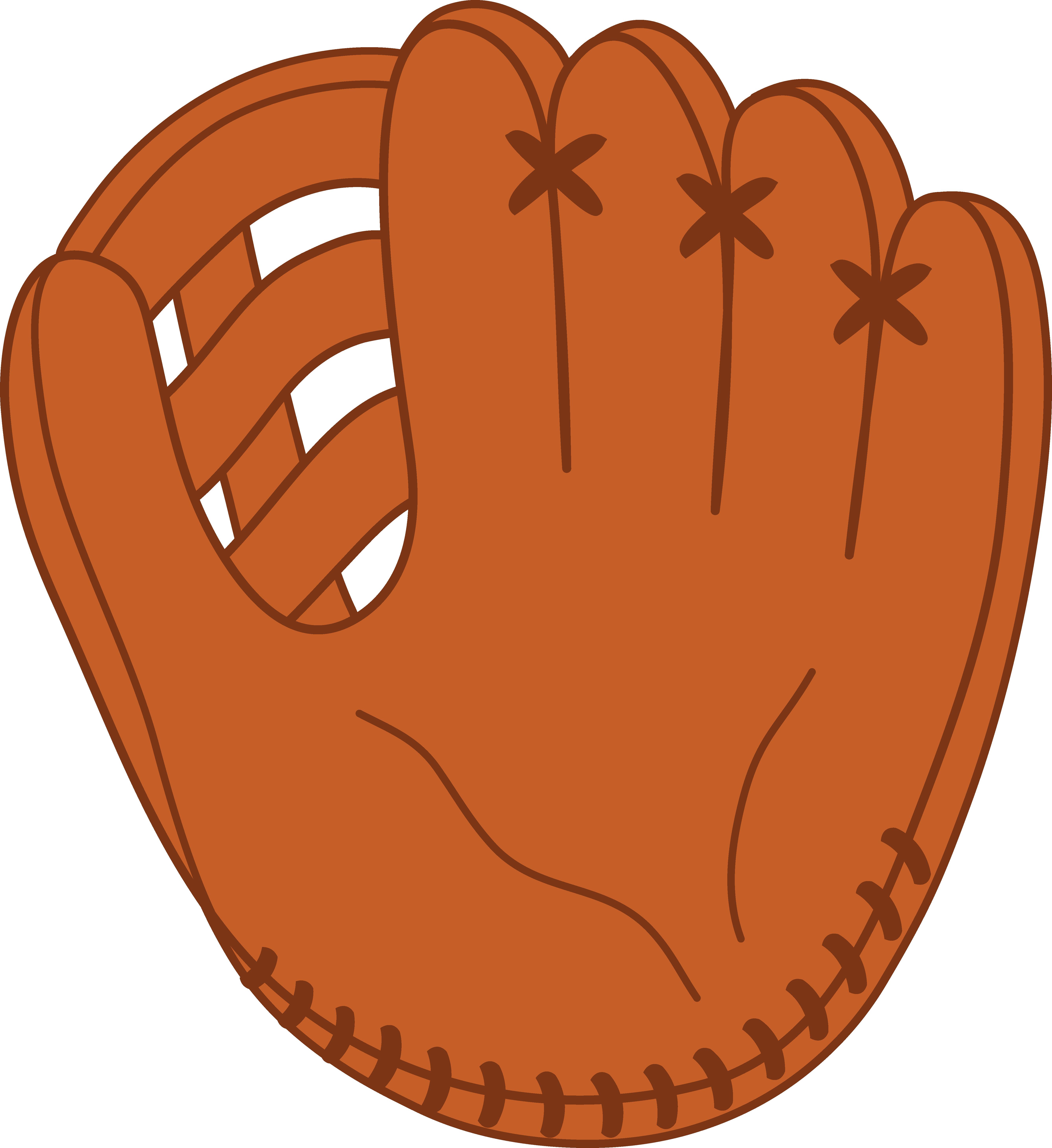 5349x5837 Leather Baseball Mitt