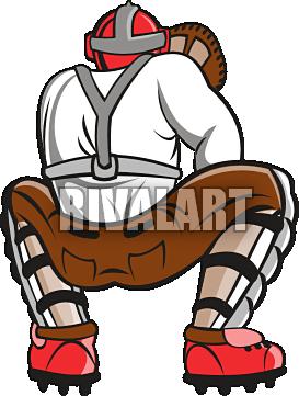 273x361 Baseball Catcher Clipart Panda