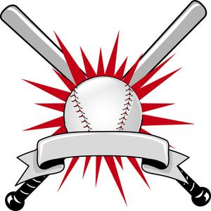 300x300 Baseball Clipart Image