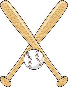 236x300 Baseball Clip Art Sports Clip Art Of A Baseball Bat And Ball