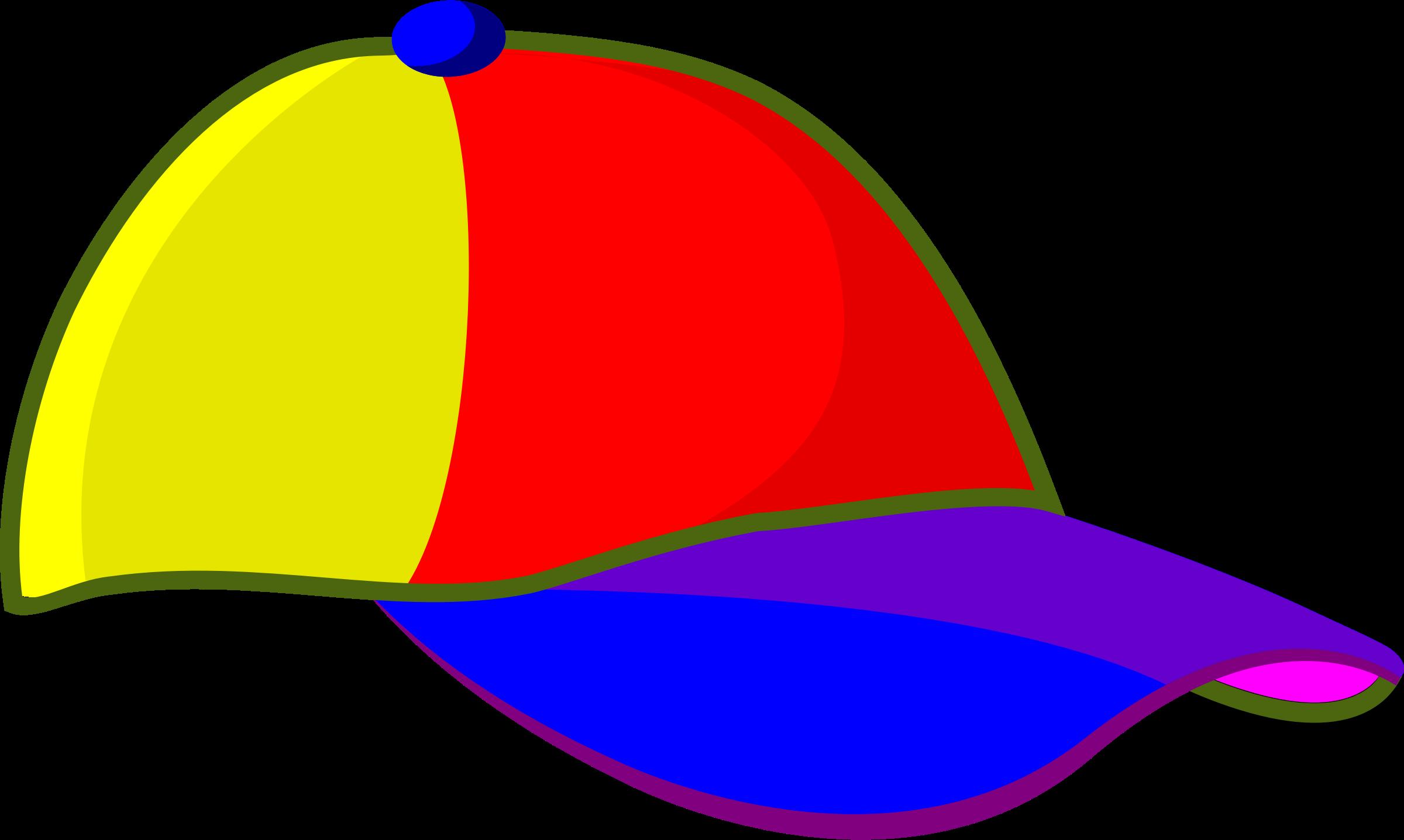 2400x1436 Cap Clipart