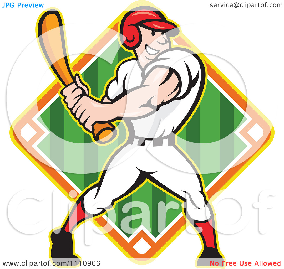 1080x1024 Baseball Field Clipart