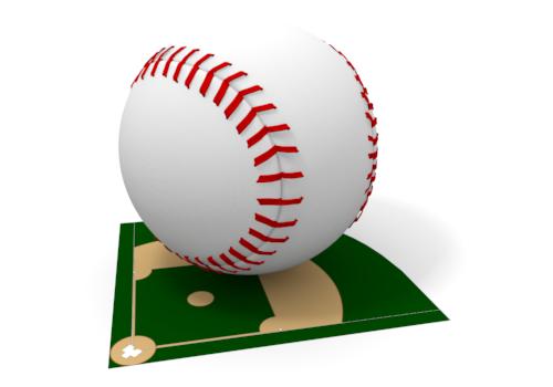 500x350 Best Baseball Field Clip Art