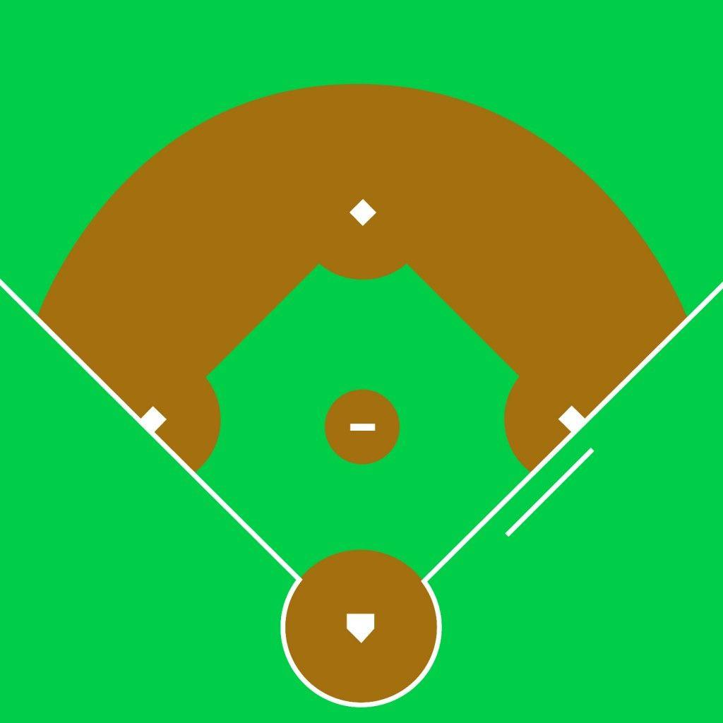 1024x1024 Best Baseball Field Clip Art 4784 Clipartion Com Templates