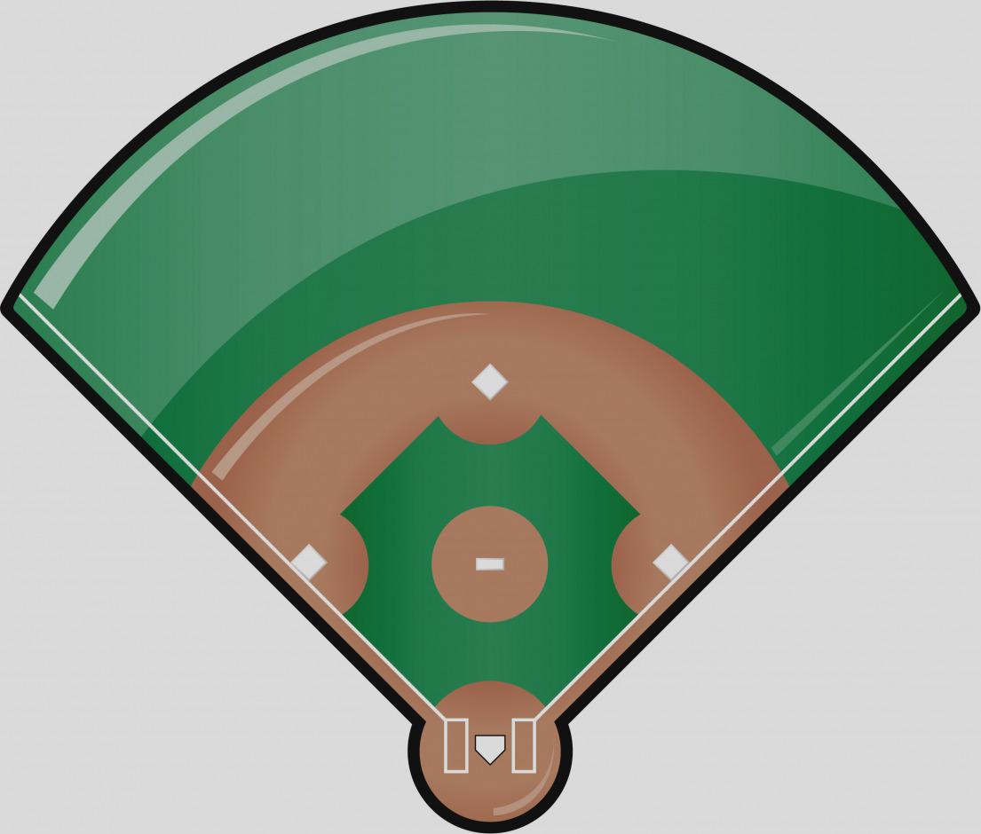 1105x940 Best Baseball Field Clip Art Clipart Panda Free Images