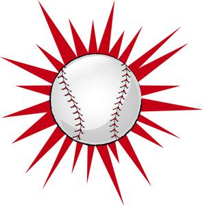 296x300 Free Baseball Clip Art Images Clipart