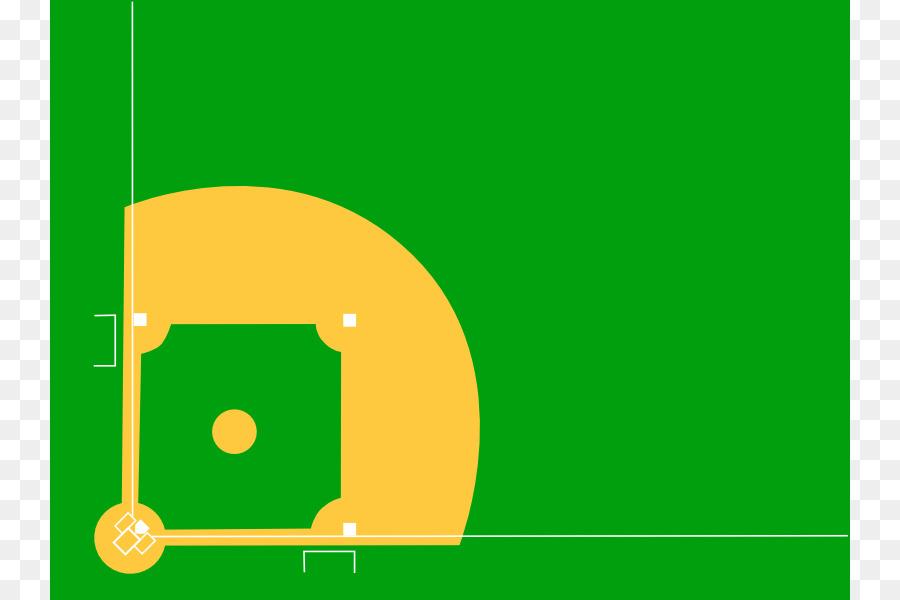 900x600 Baseball Field Baseball Bat Clip Art