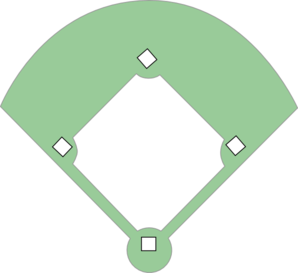 298x273 Epic Baseball Field Clip Art Clipart Panda