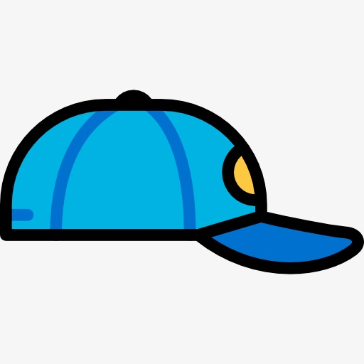 512x512 Cap, Hat, Cartoon Png Image And Clipart For Free Download