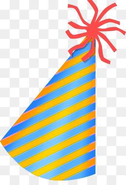 260x380 Party Hat Birthday Clip Art