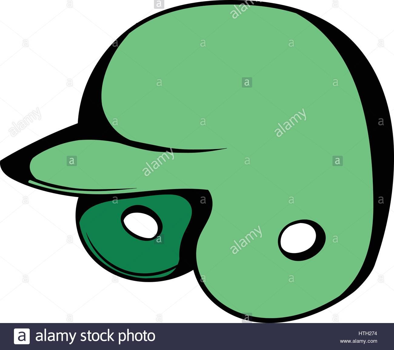 1300x1155 Baseball Helmet Icon, Icon Cartoon Stock Vector Art Amp Illustration