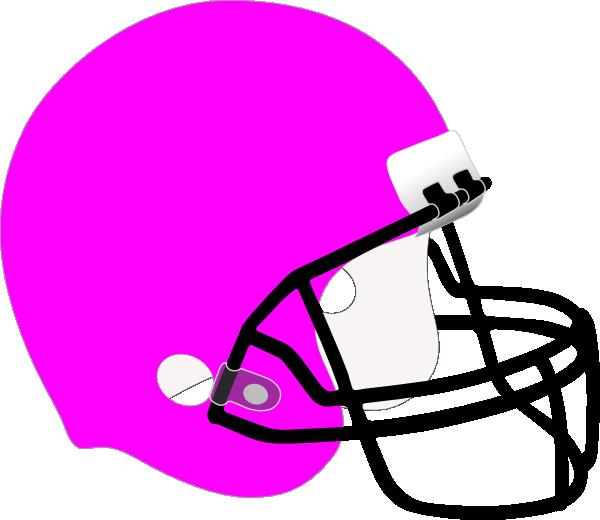 600x520 Pinky Football Helmet Clip Art