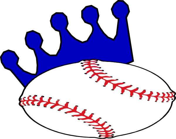 600x474 Baseball Crown Clip Art