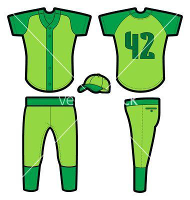 380x400 Blank Baseball Jersey Template Blank Baseball Uniform Template