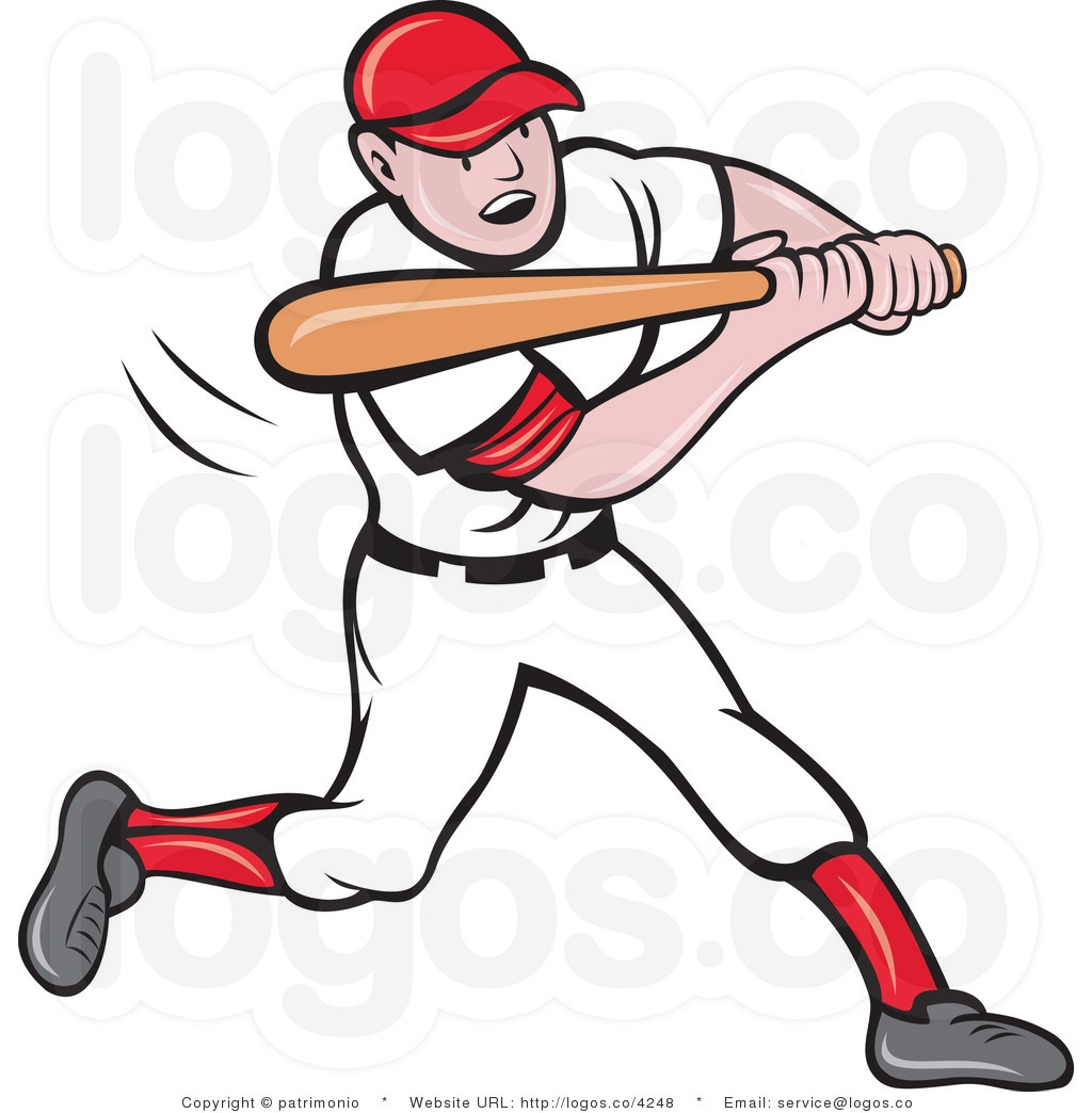 1024x1044 Awesome Baseball Player Clipart Gallery