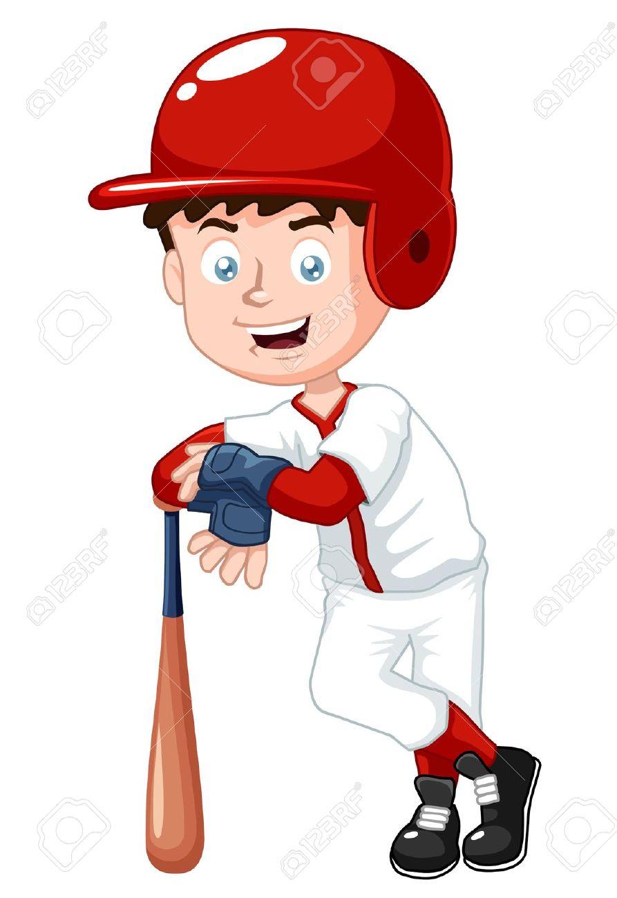 893x1300 Baseball Clipart Baseball Boy