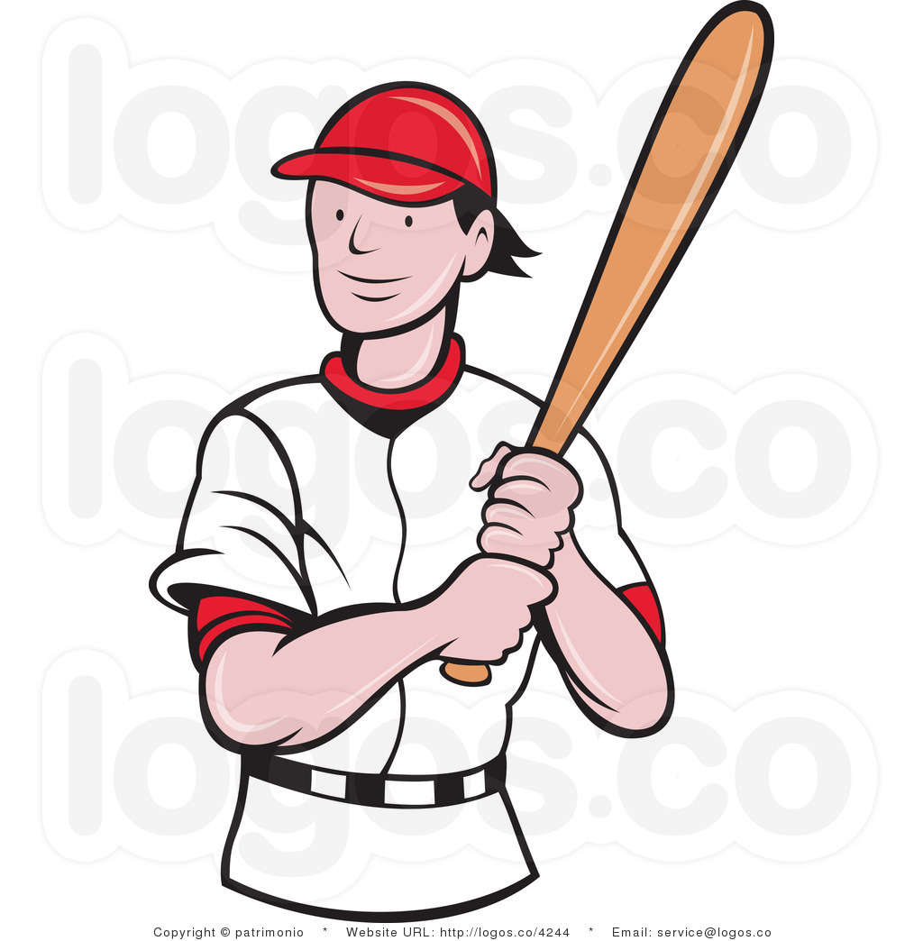 1024x1044 Sad Baseball Player Clipart