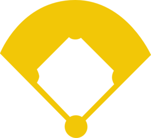 298x273 Baseball Diamond Baseball Field Clip Art