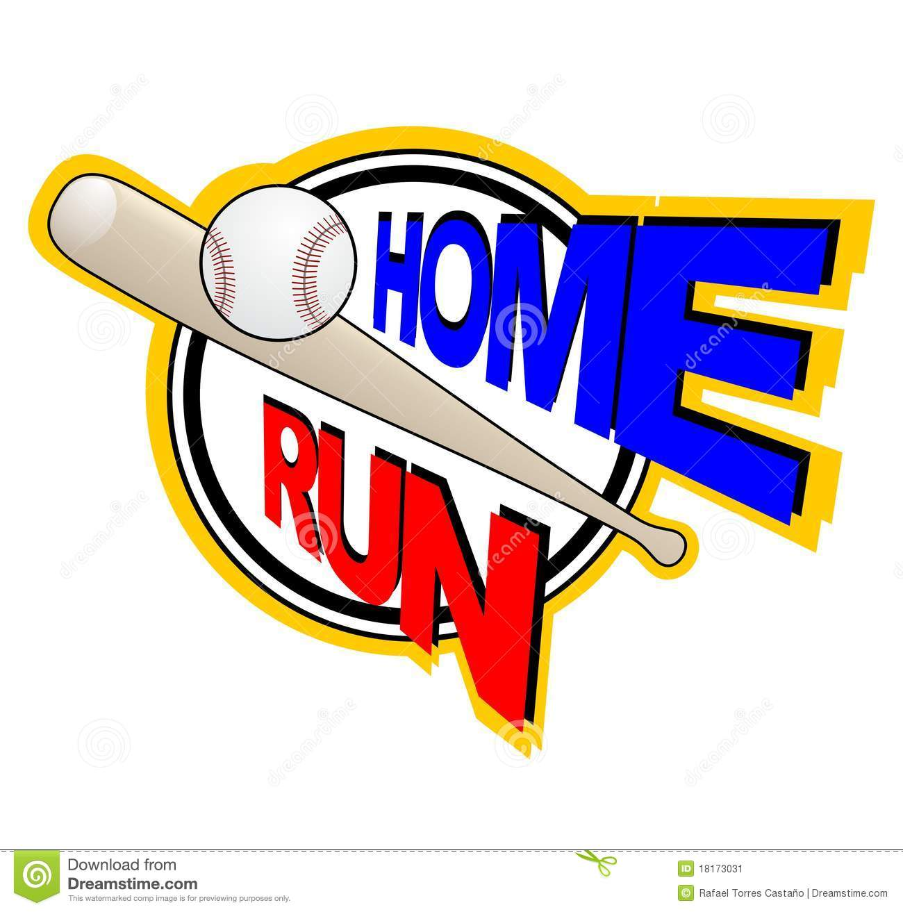 1300x1313 Home Run Clipart