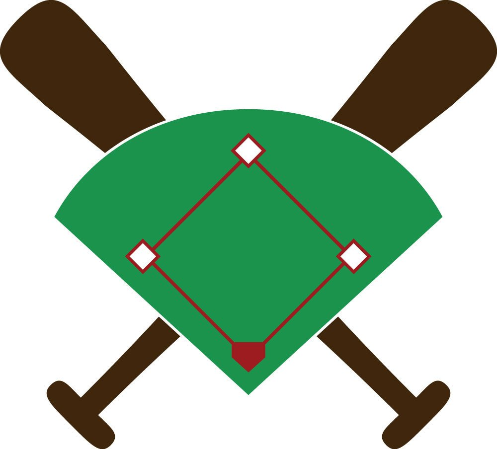 baseball stadium clipart at getdrawings com free for personal use rh getdrawings com baseball field positions clipart baseball field positions clipart