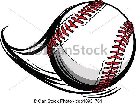 450x345 Baseball Pictures Clip Art Vector Illustration Of Softball