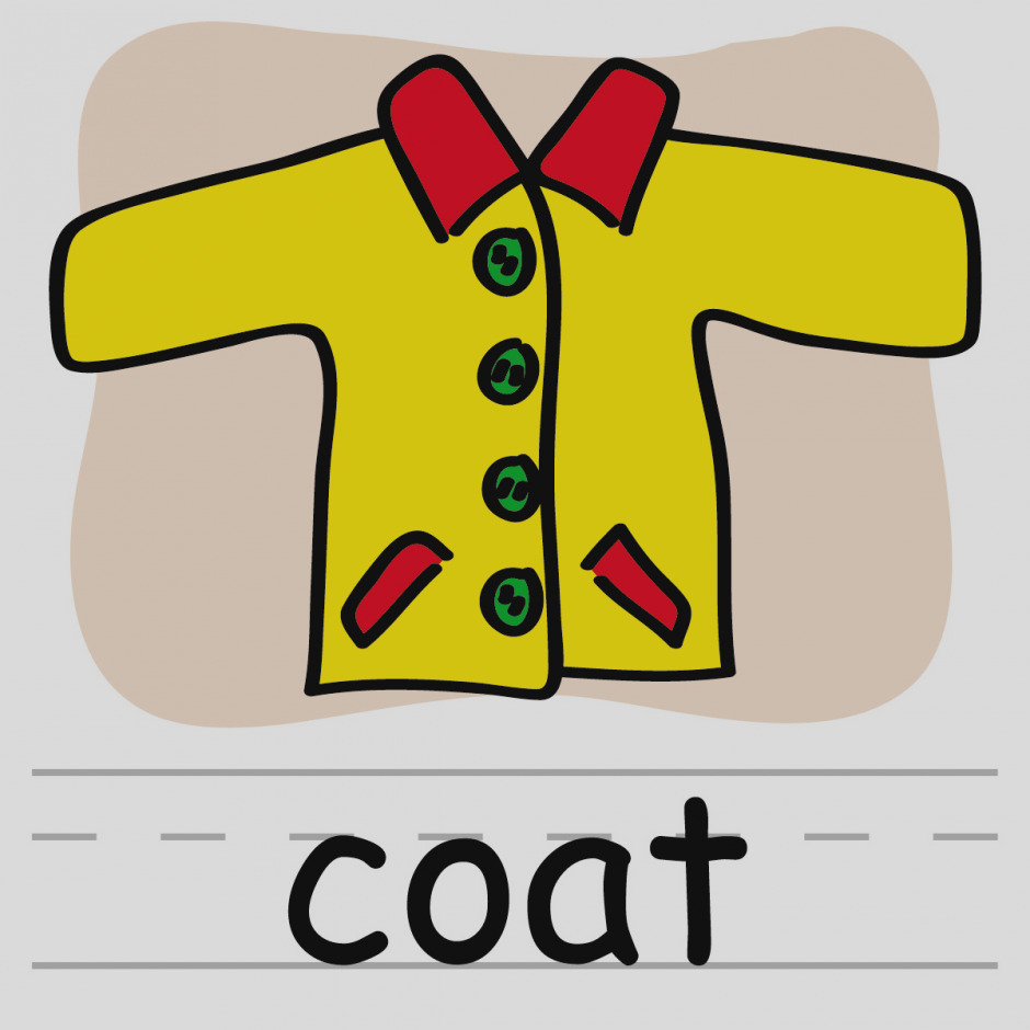 940x940 Collection Coat Cliprt Free Clipart