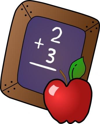 344x425 Basic Math Clipart
