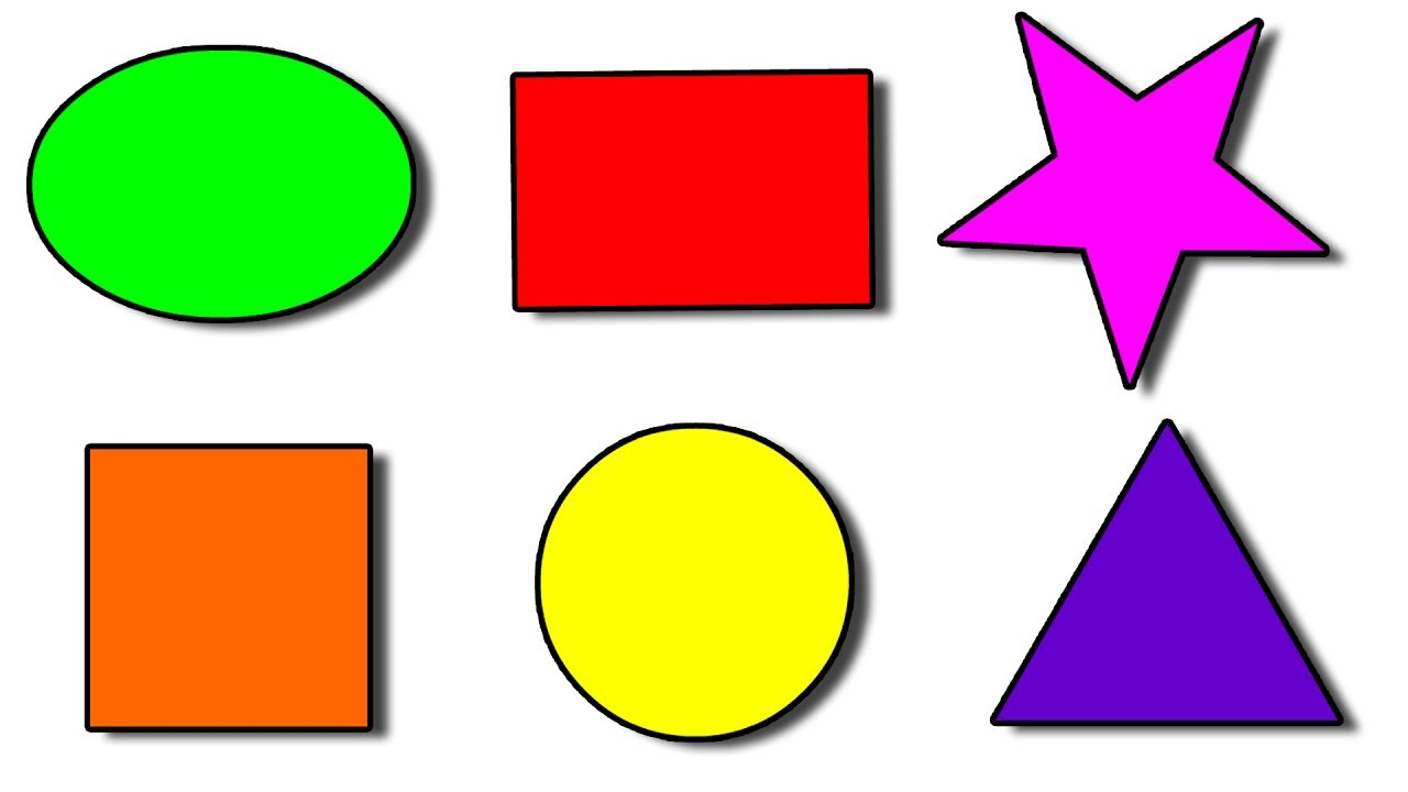 Basic Shapes Clipart