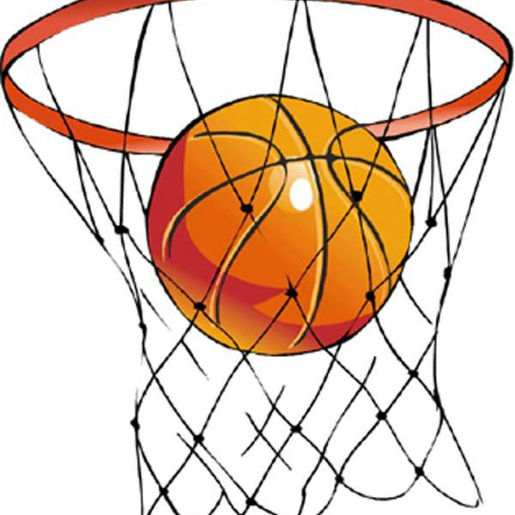1024x1024 Free Clip Art For Basketball