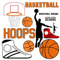 236x236 Basketball Clipart Free Printable Basketball Boarder Clip Art