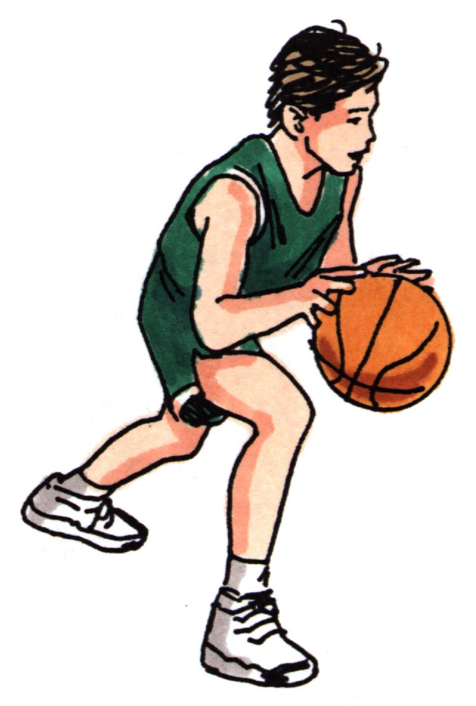 967x1432 Basketball Clip Art Graphics, Images, Photos Download