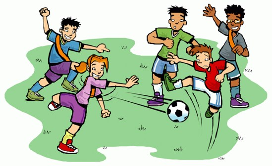 549x336 Friends Playing Soccer Clipart Amp Friends Playing Soccer Clip Art