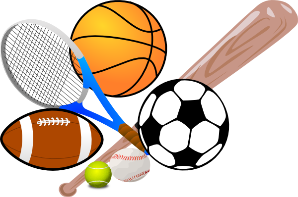 600x398 Kids Playing Sports Clipart