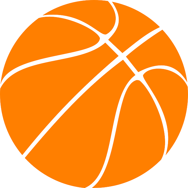 640x638 Basketball Clipart Pictures