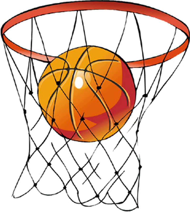 800x892 Basket Clipart Boys Basketball