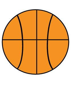 250x300 Basketball Court Clipart Free Images 2