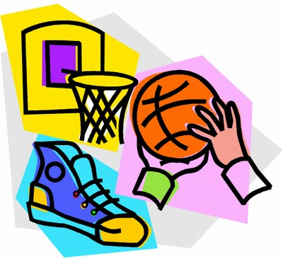 400x366 Best Basketball Court Clipart