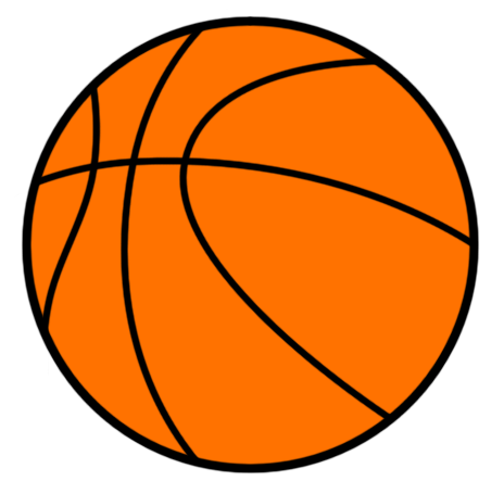 464x455 Awesome Design Clipart Of Basketball Hoop Clip Art Panda Free