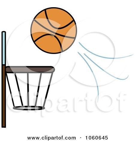 450x470 Royalty Free Vector Clip Art Illustration Of A Ball Flying Towards