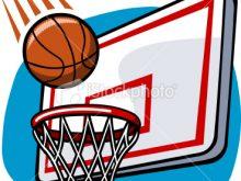 220x165 Basketball Hoop Clipart Printable Basketball Art Basketball Goal