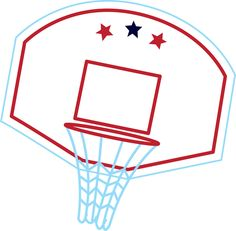 236x231 Printable Basketball Art Basketball Goal Clip Art Image