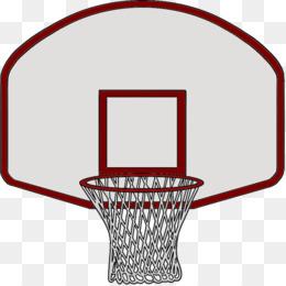 260x260 Backboard Basketball Drawing Canestro Clip Art