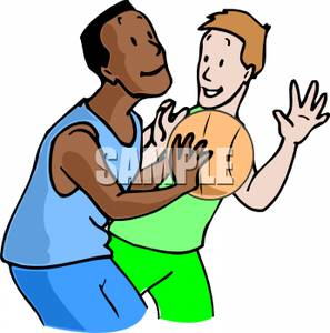 297x300 Basketball Player Clipart Black And White Clipart Panda