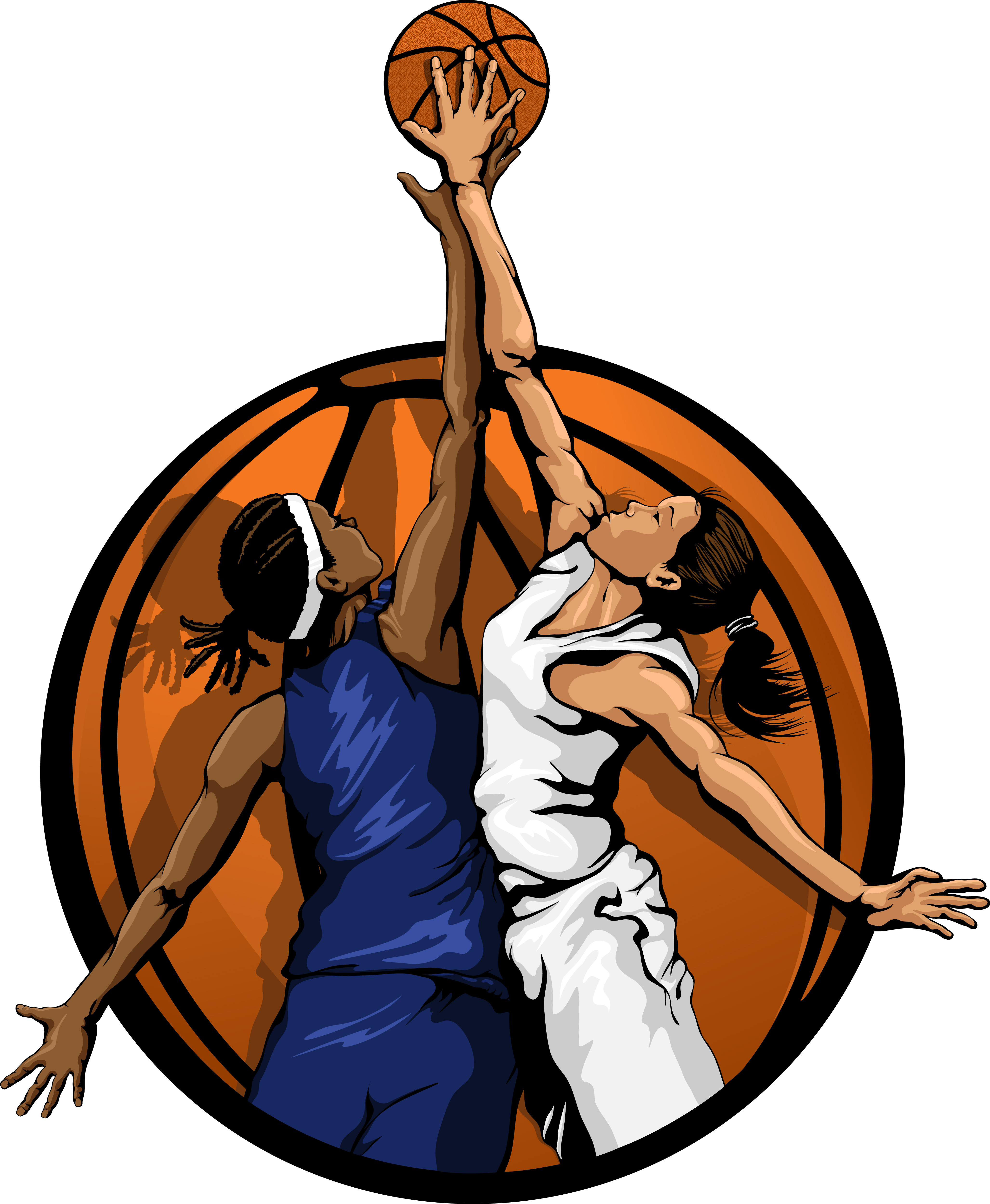 basketball player clipart at getdrawings com free for personal use rh getdrawings com Girl Shooting Basketball girl basketball clipart free