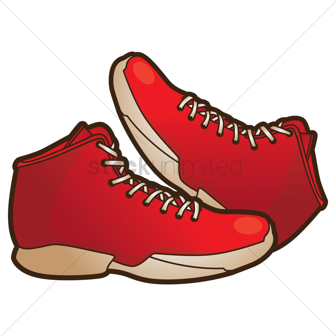 1300x1300 Free Basketball Shoes Vector Image