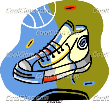 375x354 Nike Running Shoes Clipart Clipart Panda