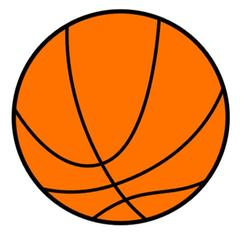 243x238 Basketball Clip Clipartlook