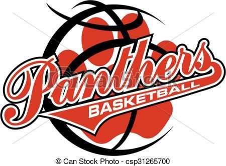 450x332 Panther Clipart Panther Basketball