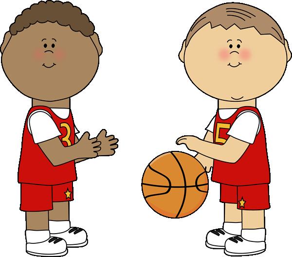 600x528 Basketball Clip Art
